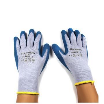 霍尼韦尔 2094140CN-10 天然乳胶涂层手套,10副/包