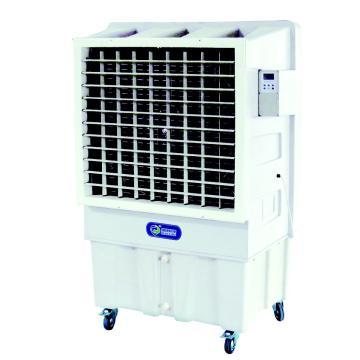 瑞康  移动式冷风机 RK-26,220V,1.5KW,风量26000m3/h,加水量126L,耗水量18-25L
