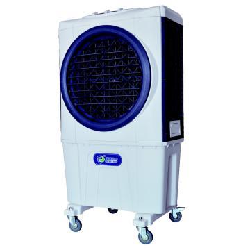 瑞康  移动式冷风机 RK-45-A,220V,200W,风量4500m3/h,加水量45L,耗水量4-6L