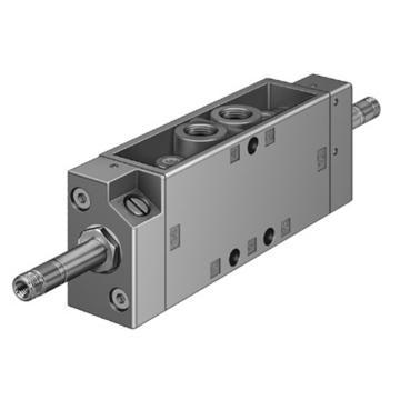 费斯托FESTO 电磁阀,2位5通双电控,不含线圈,JMFH-5-1/8,8820