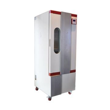 霉菌培养箱,带湿度控制,控温范围:0℃~60℃,内部尺寸:510x390x760mm