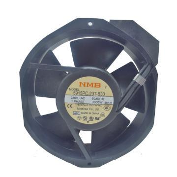 AC轴流风扇,美蓓亚,5915PC-23T-B30,230V,50/60Hz,35W,0.19/0.18A,150×172×38mm