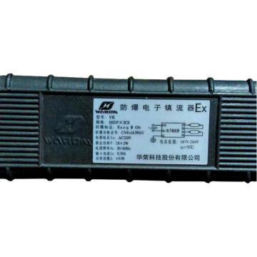 华荣 YK280DF*2CS Exqll 28Wx2 防爆高效能电子镇流器