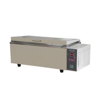 电热恒温水槽,SSW-420-2S,控温范围:RT+5~100℃,内部尺寸:420x190x150mm