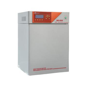 二氧化碳培养箱,BC-J160S,气套红外大容量型,控温范围:RT+5℃~60℃,内胆尺寸:600x600x770mm