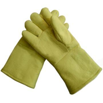富力G538KC,耐高温手套,耐温500℃,35cm