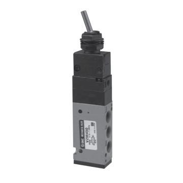 SMC 机械阀,肋杆式,VZM450-01-08