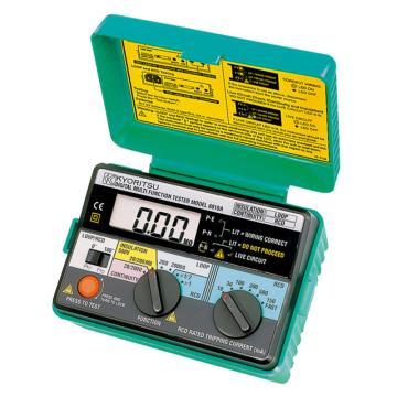 克列茨/KYORITSU 6010A多功能测量仪