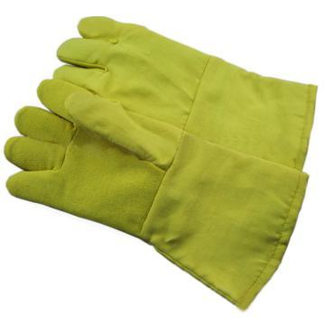 富力G538KB,耐高温手套,耐温500℃,38cm