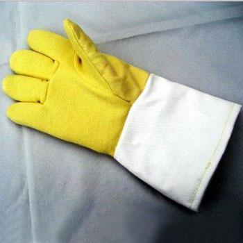 富力G435K,耐高温手套,耐温400℃,45cm