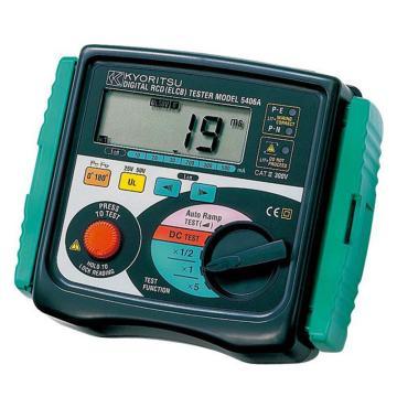 克列茨/KYORITSU 漏电开关测试仪,5406A