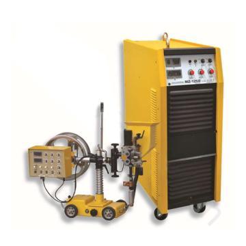 沪工逆变式直流埋弧焊机,MZ-1250,风冷配小车