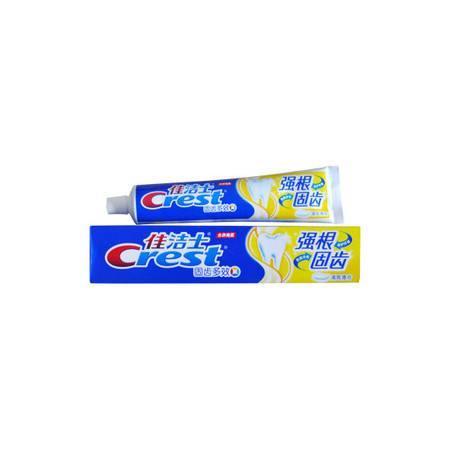 佳洁士强根固齿牙膏,140g 82087596 单位:盒