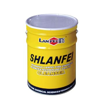 蓝飞金属零部件油脂清洗剂,20L
