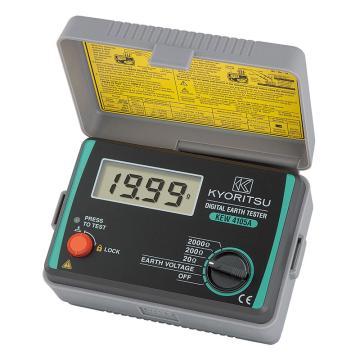 克列茨/KYORITSU 4105AH接地电阻测试仪,0-200VAC