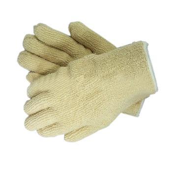富力GZ227C毛圈隔热手套,耐温150~200℃