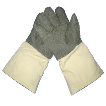 富力G638KA,耐高温手套,耐温600℃,38cm