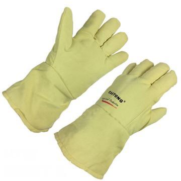 卡斯顿 YBBB15-34 500度耐高温手套