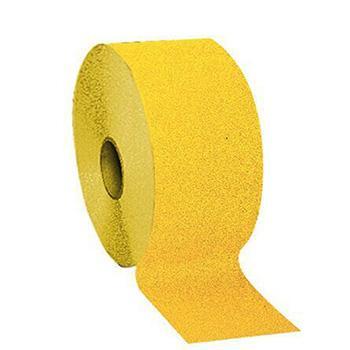 耐磨地贴标线,覆限次胶,101.6mm*33m,黄色