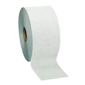耐磨地贴标线,覆永久胶,101.6mm*33m,白色
