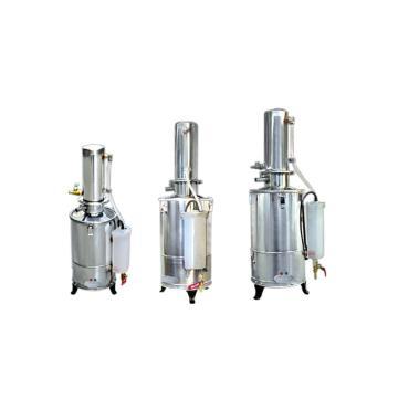 泰斯特 蒸馏水器,不锈钢型断水自控,DZ-5LIII