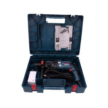 博世电锤钻,2.9kg 四坑可调速正反转,790W,GBH 2-24 DFR,0611273080