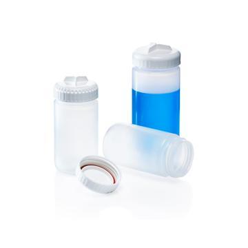 离心瓶(带密封盖),聚丙烯共聚物,聚丙烯螺旋盖,硅胶垫圈,250ml