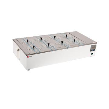 泰斯特 电热恒温水浴锅,智能式控温仪,DK-98-IIA,双列八孔