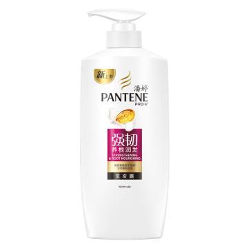 潘婷强韧养发洗发露,750ml 单位:瓶