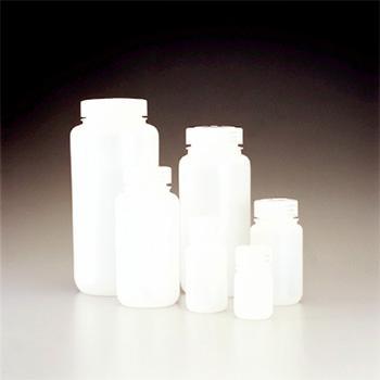 广口瓶,30 ml,HDPE