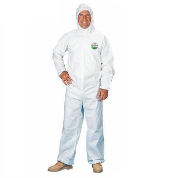 雷克兰Lakeland ESGP528-L,赛服佳SMS白色防化服,1件
