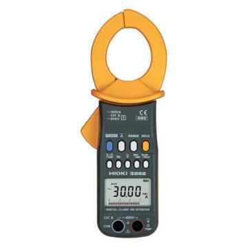 日置/HIOKI 3282数字钳形表,1000A真有效值 ,单交流
