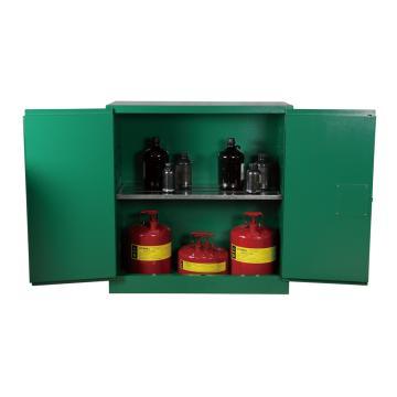 西斯贝尔 杀虫剂安全储存柜,30加仑(114升),不含接地线, WA810300G