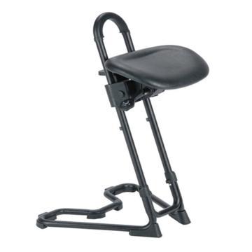 工位椅,MEY工位椅,仿皮坐垫可旋转 倾斜度可调 高度可调680-910mm