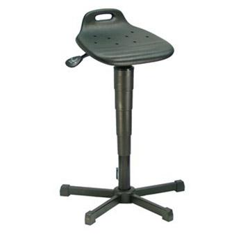 MEY工位椅,坐垫可旋转 倾斜度可调 高度可调605-885mm(散件不含安装)