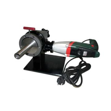 端面平口机,TSM-3001M ,外加紧/插座式电钻,蜗轮蜗杆驱动,适用于超厚壁管子加工