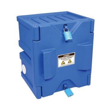 SYSBEL/西斯贝尔 强腐蚀性化学品储存柜,4加仑/15升,蓝色/手动,不含接地线,ACP80001
