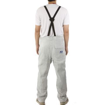 友盟焊接工作裤,尺码:XXL