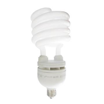 TCP强凌 68W螺旋节能灯E27白光,塑料灯壳最大直径78.6mm高度71mm,整灯高度246mm,螺旋直径107mm,整箱12个每箱