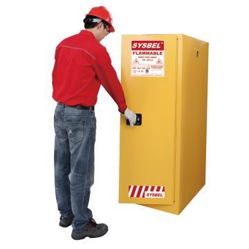 SYSBEL 易燃液体安全柜,FM认证,54G,不含接地线WA810540