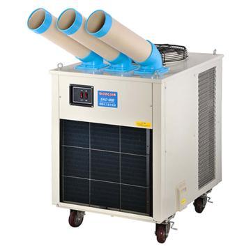 工业移动式空调,冬夏,SAC-80B,3.5HP,380V