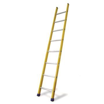 金锚 玻璃钢绝缘方管直梯,踏棍数:10,额定载荷(KG):150,直梯高度(米):3.2,LCS320SGF1