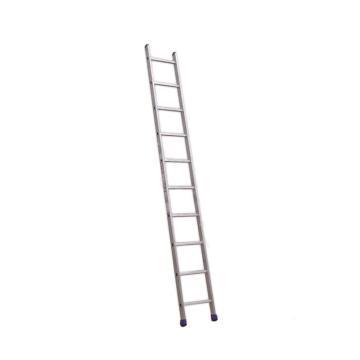 金锚 铝合金方管直梯,踏棍数:10,额定载荷(KG):150,直梯高度(米):3.07,LCS320SAL1
