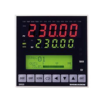 岛电  数字温度调节仪 SR23-SDIY-060005