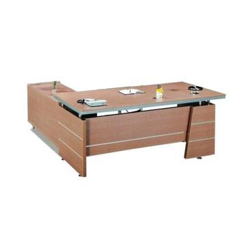 经理主管桌,JMb-j20 主桌160CM*80CM*75CM副桌 120CM*40CM*60CM 不含安装(仅限上海售卖)