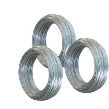 优质镀锌铁丝(俗称铅丝 绑丝),8# 约80米/卷,粗4.0mm,约10公斤