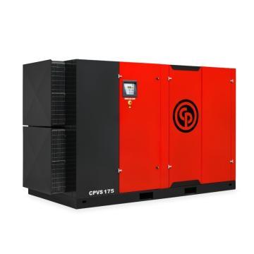 芝加哥气动CP 螺杆式空压机,380V/3ph/50HZ,风冷大功率型变频式,CPVS180A