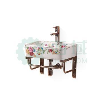若木 支架洗手盆(含支架,含水龙头套餐,不含入户安装)