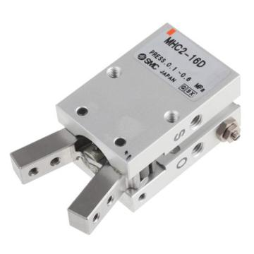 SMC 小型气爪,MHC2支点开闭型,MHC2-16D