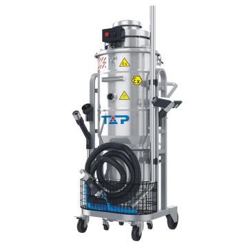 防爆吸尘器电动单相电干式50L